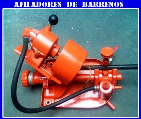 AFILADOR DE BARRENOS