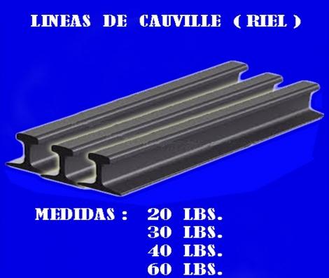 LINEAS DE CAUVILLE